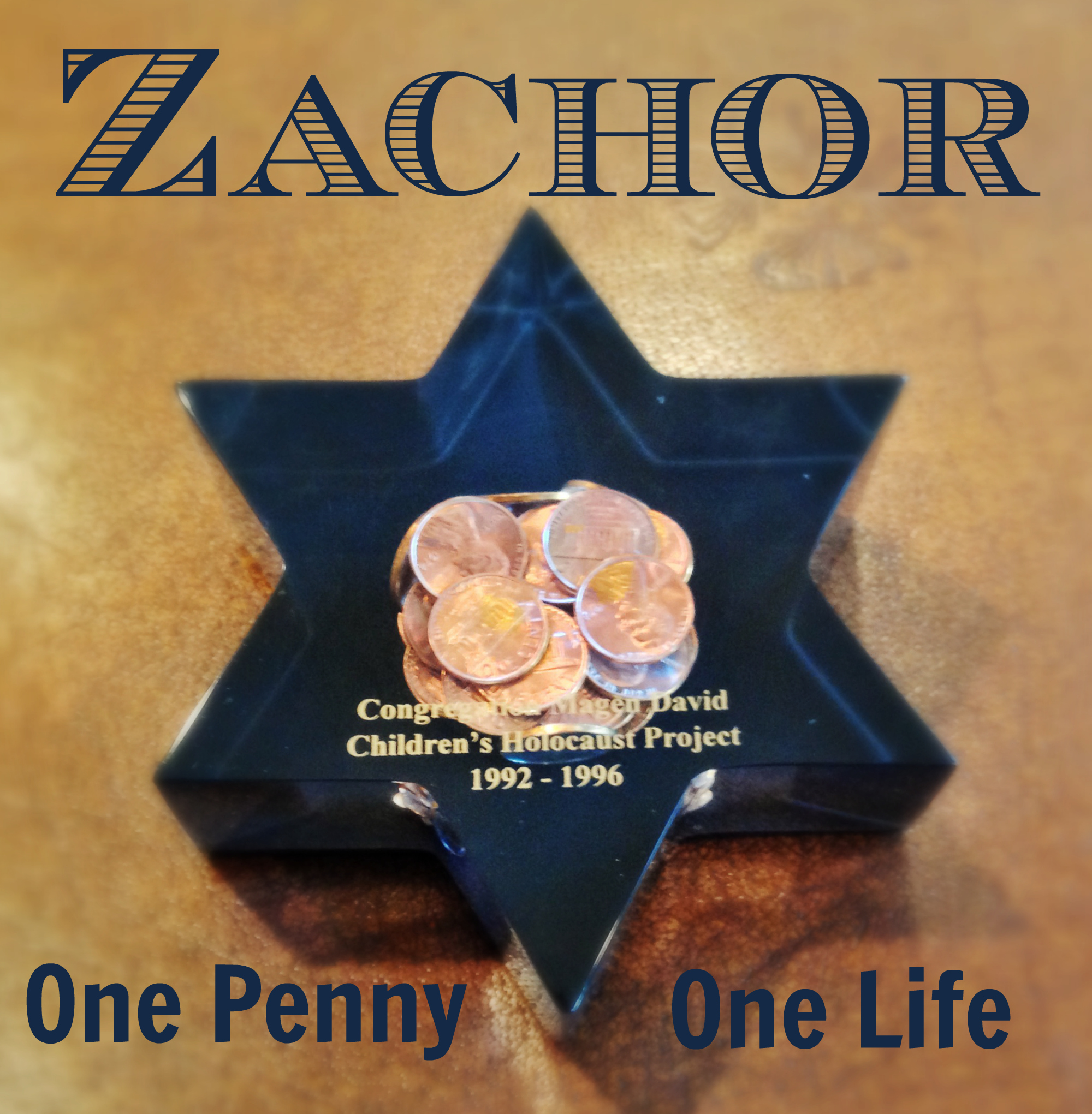 Rabbi Dr. Ezra Labaton Zachor Holocaust One Penny One Life Remembered